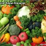 Khasiat Sayur-Sayuran