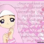 Muslimah… Bukan Sekadar Hiasan