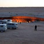 Lubang Neraka di Turkmenistan