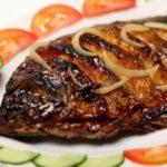 Ikan Bawal Masak Arab