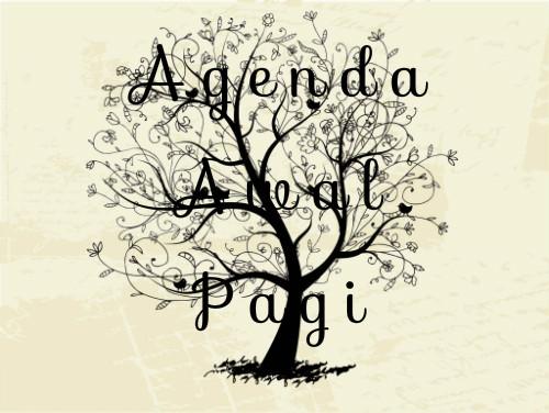 Agenda Awal Pagi