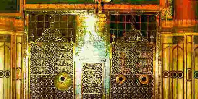 Berani hancurkan makam Nabi