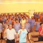 600 Pekerja Cina Masuk Islam atas Dakwah Ulama Makkah