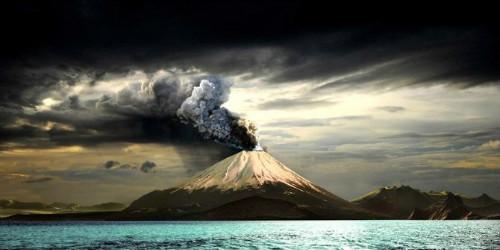 Letusan Gunung Samalas lebih dahsyat