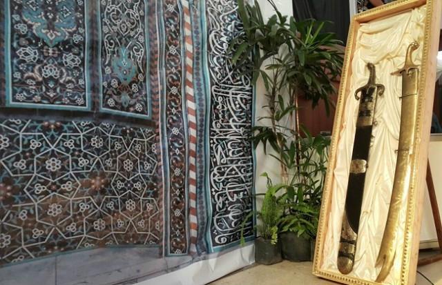 Pedang Nabi Muhammad