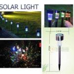 Pelita Solar – Solar Light / Garden light