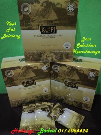 Kopi Pak Belalang Kulim - Kedah
