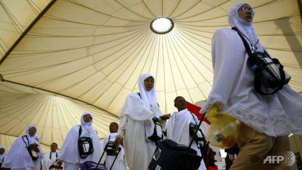Jemaah Haji Asia Tenggara 2