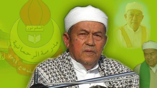 Pemergian Seorang Tokoh Ulama Iaitu Tuan Guru Haji Salleh
