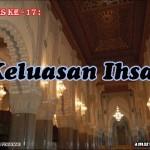 Hadis 17 : Keluasan Ihsan