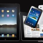 Perbezaan Ipad dan Galaxy Tab