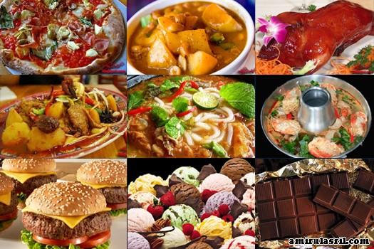 10 Makanan Paling Sedap di Dunia - KertasPaper.Com