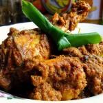 Cara Memasak Rendang Ayam Kampung