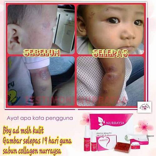 sabun kulit untuk baby