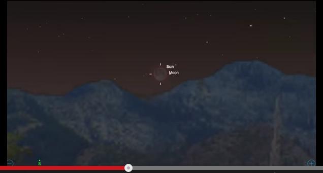 Gerhana Matahari Penuh berlaku 20 Mac 2015