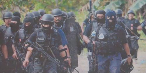 Polisi Diraja Malaysia dan Polda Riau