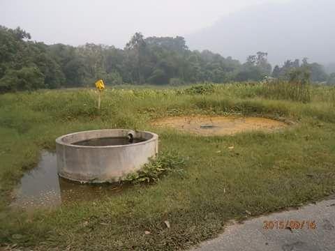 Kolam Air Panas Semulajadi Ulu Bendul