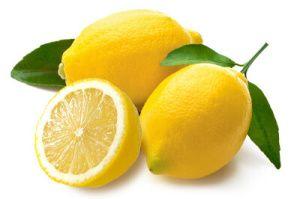 Khasiat Buah Lemon