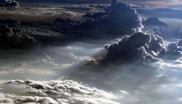 Keajaiban Pembentukan Awan