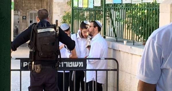 Penceroboh Yahudi Pecah Masuk Masjid Al-Aqsa di Bulan Ramadan Seramai 51 Orang